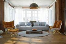 Interior Design: Living Room / by Alexandra Karina Rodriguez~Castro