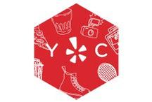 Yelp // Like Us And Follow Us / by Yelp Creative