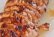 Pork and ham recipes / by Maria Godino