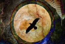 Shamanism / Shamans, tools, animal spirits... Ancient and Modern...         / by Michele EI