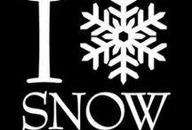 I miss the snow