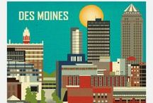 Location: Des Moines, Iowa / by Gold Guys