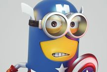 COLLECTIONS - Minions / by Tina-marie Sanford