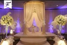 Backdrops, Chuppahs, Mandaps & Arches / That Beautiful center of attention / by Wedding Artistry
