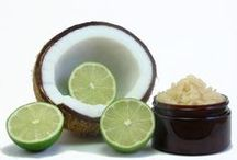 Coconut Oil & DIY Natural Beauty / by Ramona Pekelo