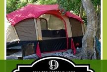 Camping / Camping on the great outdoors with kids.