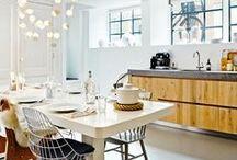 I  ❤️  K I T C H E N S / interior design, kitchens, home