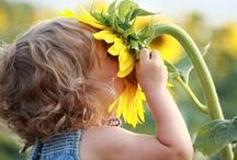 Natural Remedies For Kids / Natural and healthy ideas for taking care of your little one with the help of herbs and nature.