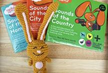 Eardrops behind the scenes / The Eardrop's Journeys stories are fun half hour audio stories for children, recorded and produced in New Zealand. Eardrop the rabbit takes a listen to 30 everyday sounds and helps children work out what they are. These popular stories help develop listening skills in preschoolers.