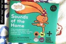 Eardrops in the news / The Eardrop's Journeys stories are fun half hour audio stories for children, recorded and produced in New Zealand. Eardrop the rabbit takes a listen to 30 everyday sounds and helps children work out what they are. These stories help develop listening skills in preschoolers. Created by Children's Media Specialist and writer Liz Donnelly.