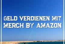 """Merch By Amazon: On-Demand Tshirts verkaufen / Auf dieser Pinnwand dreht sich alles um den Verkauf von Merch (T-Shirts etc.) auf Amazon's Plattform """"Merch By Amazon""""."""