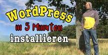 WordPress Tipps: Anleitungen für Blogger & Webseitenbetreiber / MIT WORDPRESS BLOG UND HOMEPAGE ERSTELLEN // WEBDESIGN // WORDPRESS TUTORIALS & ANLEITUNGEN // PLUGINS // THEMES // NEWSLETTER MARKETING // FACEBOOK // PINTEREST // MAILCHIMP EINRICHTEN // THRIVE LEADS // SEO