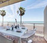 Apartamento tuístico -  Cádiz (a pie de playa) / Impresionante apartamento a los pies del Océano Atlántico. Disfruta de la playa de Cádiz en un entorno tranquilo.