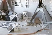 Kid's Bedroom Inspiration / From woodlands to planetariums, castles to aquariums, your children's bedroom should reflect and encourage their creativity. Here's some creative inspiration so you can get decorating yourself!