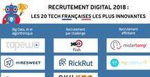 Palmarès de la Tech RH / Chaque année La Super Agence vous propose de faire le point sur les entreprises françaises les plus innovantes dans le domaine du recrutement digital et des RH.