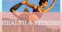 HEALTH & FITNESS / Sharing tips on living a healthy lifestyle, losing weight, building a toned body and eating healthy. Feel your best to be your best!