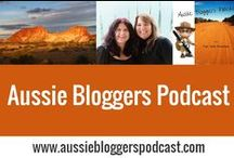 Aussie Bloggers Podcast - Guests / Aussie Bloggers Podcast began as an inspirational dream by two Aussie Bloggers – Tan and Amanda – who wanted to show case the Australian talent in the world of blogging. http://aussiebloggerspodcast.com #podcast #blog #bloggers