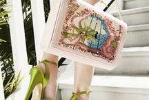 Swim With Marylin Handbag Collection