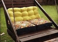 мебель на даче