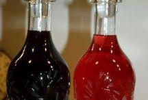 вина наливки ликеры