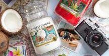 Yankee Candle / Fique a conhecer todos os produtos Yankee Candle