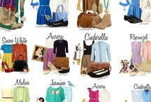 Clothes from Disney