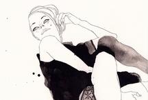 {artsy-fartsy} / i cannot look away / by Heidi Harris