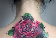 Body Art / Personally, I have no tattoos, but I truly believe they are wonderful pieces of art.  / by Danielle Torpey