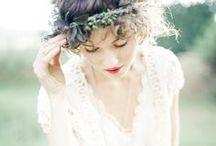 Wedding Inspiration for my brides & friends / by Carolynn Seibert