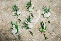 Boutonnieres We Love / by floressence flowers