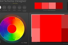 All about Color & Color Schemes / by Christina Carpenter