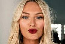 ~ Primp ~ / Make-up I like. / by Melissa Forinash
