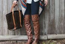 ~ Boots are made for walkin ~ / Too many boots too little time! / by Melissa Forinash