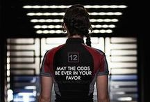 May the Odds Be Ever in Your Favor / by Hannah Ahlberg