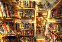 Cowgirl boots ♥ / by Ashleigh Williams