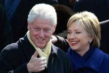 I LOVE The Clintons - My Heroes / William Jefferson Clinton and Hillary Rodham Clinton are heroes. Most powerful couple of my lifetime. As with most pins on Pinterest, I do not have the rights to most of the images/videos pinned on my boards. I do however try to provide the original source ~ preferably the rights owner ~ for all images/videos. Should you wish to have an image removed, or you would like me to make a correction, please just contact me, by adding a comment to the relevant pin, or any pin of your choice.