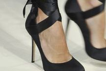 ~ Heels ~ / Don't wear them much but they are so pretty! / by Melissa Forinash