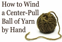 Knitting - reference  / by Amanda Dominy