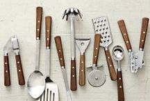 C O O K S * T O O L S / Favorite tools for everything kitchen, cooking & entertaining / by Todd & Diane (White On Rice Couple)