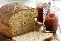 Homemade Breads / Homemade bread and rolls recipes.  / by Todd & Diane (White On Rice Couple)