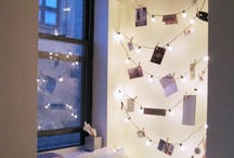 College Dorm Ideas & Must Haves / by Christina Carpenter