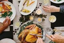 Holidays [Thanksgiving] / Happy Thanksgiving! We are so #grateful and hope you enjoy these delicious recipes from FoodBlogs.com and our sister site, Thanksgiving.com - enjoy!