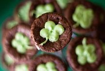 Holidays [St. Patrick's Day] / Delicious St. Patrick's Day recipes to celebrate the Irish!