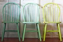 Furniture Makeovers / by Jessica Jarvi-Bergman