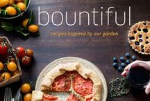 "Bountiful Cookbook Recipes / Community board for our cookbook ""Bountiful"" and available on Amazon http://amzn.com/1617690481 and follow the hashtag for more info #BountifulCookbook / by Todd & Diane (White On Rice Couple)"