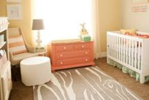 Baby Noelle's Nursery / Nursery ideas for my second daughter, Noelle Emilia / by Jessica Jarvi-Bergman