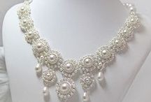 Beading - pearl obsession / by Susan Westall