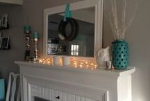 ~ Small home/aptmt decorating ~ / Decor ideas for an apartment or small home. / by Melissa Forinash