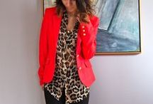 ~ Leo ~ / Lovely leopard print. / by Melissa Forinash