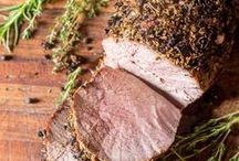 [eat] Beef / Featuring: ground beef recipes, bulgogi, beef stroganoff recipes, beef short ribs, P.F. Changs Mongolian Beef Recipe, braised beef recipes, Carnitas